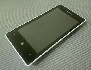 Nokia Lumia 520  White Smartphone On Vodafone