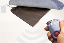 Alarmtrittmatte Klingelmatte für die Altenpflege (Funkalarm) mit Pager Vibration