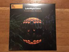 Floating Points – LateNightTales Orange Splatter Vinyl Me Please 2xLP New #/500