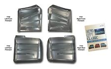 1958 Chevrolet Impala Bel Air Biscayne Delray floor pans SET OF 4