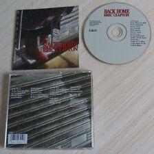 CD ALBUM BACK HOME ERIC CLAPTON 12 TITRES 2005
