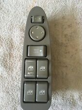 2002-2007 Buick Rendezvous Master Power Window & Mirror Switch Control Used