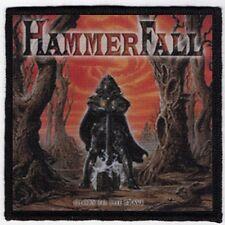 HAMMERFALL PATCH / SPEED-THRASH-BLACK-DEATH METAL