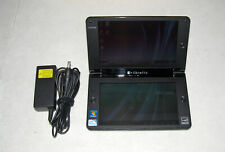 TOSHIBA LIBRETTO W100 DUAL TOUCH SCREEN INTEL U5400 1.2GHz 2GB RAM 62GB SSD RARE