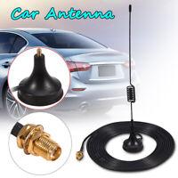 Car Mobile Ham Radio Antenna SMA Female Aerial High Gain Signal Amplifier 433MHz