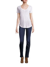 7 Pour All Mankind B (AIR) Kimmie Straight-Leg Jeans Taille 29 UK 6-8 LS081 OO 17