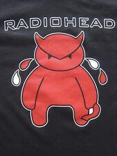 Vintage Radiohead Amnesiac t-shirt 2001 Thom Yorke OK Computer Kid A size S