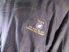 BUICK 1999 Ken Boyer Memorial Golf Tournament Pullover Jacket Green Size XL