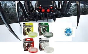 Spiderwire Stealth Smooth 8 Braid - 0,06mm - 6,6kg - 400m - Red - geflochtene Sc