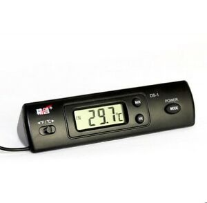 Car Digital Thermometer DS-1 with Two Probes Measuring Temperature ℃ and ℉
