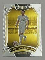 2016-17 Panini Select Field Level Cristiano Ronaldo #300 Real Madrid