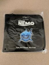 DISNEY PIXAR FINDING NEMO DVD CD 12 DISC WALLET CASE LOGIC PRE-ORDER BONUS NEW!