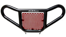 Yamaha  YFZ 450R  450X  Front Bumper Red and Black Screen Alba Racing 251-R2-BR