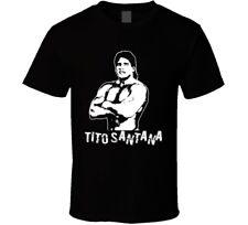 Tito Santana Legends Of Wrestling Retro T Shirt