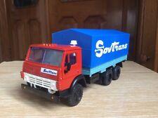 KAMAZ 5320 SOVTRANS Soviet Delivery Truck 1:43 USSR car 1/43 scale model