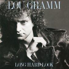Lou Gramm - Long Hard Look (NEW CD)
