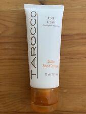 Cali Cosmetics Tarocco Foot Cream Sicilian Blood Oranges