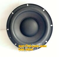 """2ps Import 8""""inch passive speaker Bass radiator Auxiliary woofer Home Audio Part"""