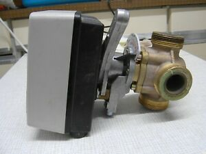 HONEYWELL Dreiwege-Mischer DRR 25-10 mit Motor VMM20
