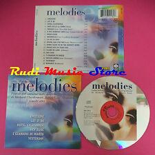 CD MELODIES Compilation BEATLES EDITH PIAF EAGLES MOON RIVER no mc vhs dvd(C38*)