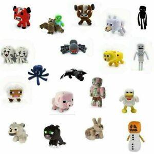 Minecraft Plush Kids Gift Children Stuffed Animal Soft Plushies Toy Child Gift