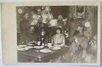 Soldaten Weihnachtsfeier Weihnachtsbaum Fotokarte (26166)