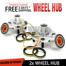 2x 518507 Front Wheel Hub Bearing NON {ABS} For Chevy GEO Prizm Toyota Corolla