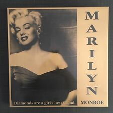 Marilyn Monroe Picture Disc T Shirt AND 6 Maxi Posters ON 2272 COF