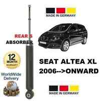 FOR SEAT ALTEA XL 2006 >ON 1.2 1.4 1.6 1.8 2.0 1x REAR SHOCK SHOCKER ABSORBER