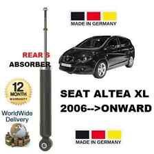 para SEAT ALTEA XL 2006>On 1.2 1.4 1.6 1.8 2.0 1x amortiguador trasero