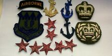 Military Patches Collection
