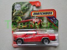 "Matchbox MB62 ""'95 Nissan Hardbody (D21)"" OVP, Modell 2020 MBX Jungle, MB1206"