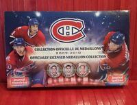 Montreal Canadiens 2009 2010 Centennial  Medallion collection