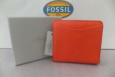 Fossil Ladies Caroline RFID Small Multifunction Coin Purse Wallet BNWT SL7351826