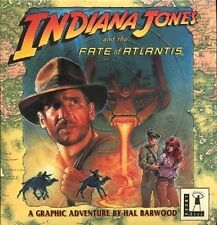 Indiana Jones and the Fate of Atlantis by LUCASARTS (MacIntosh)