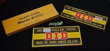 HONDA CB 900 F/F2 Bol dorata - Catena di distribuzione DID B - 68112082