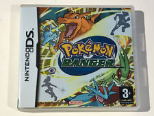 NINTENDO DS *** GAME BOX & MANUAL ONLY *** POKEMON RANGER