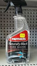 MOTHERS - Naturally Black Tire Shine  #46924