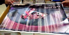 Tony Alva Vintage Skate Boarding Poster 1978 by David Alexander Posters Rolled