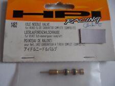 HPI Idle Needle Valve For 1462 Slide Carburetor Complete (Composite) 1482