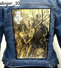 ABIGOR    Back Patch Backpatch ekran new