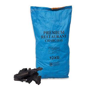 Premium Restaurant Grade Lumpwood Charcoal Cooking Fuel BBQ Barbecue Oven Grill