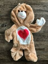 1984 Kenner Care Bears 3 feet tall Large Tenderheart Bear Unused Skin Brand New