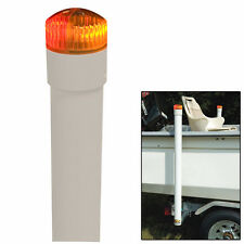 NEW - CE Smith Post-Style Guide-Ons with LED Lights for Boat Trailers Tall 27760