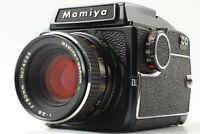 【NEAR MINT】 Mamiya M645 w/ Sekor C 80mm f/2.8 Waist Level Finder From Japan #468
