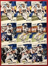 Chargers 2018 Prestige <18 Pack> Team + Lot: Melvin Gordon + Derwin James + More