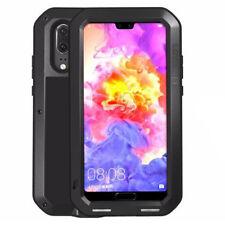 LOVEMEI Shock Proof Alu Metal Bumper Case Cover for Apple Samsung Huawei Sony LG HTC One M10 Black