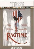 Collection Le Figaro DVD Ragtime milos forman james gagney Histoire #08
