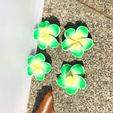 3/15pcs DIY 35mm Hot Pottery Flower Hair Accessories Flower Pottery FIMO select