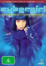 CYBERGIRL THE COMPLETE SERIES 4 DVD SET UMBRELLA AUSSIE TV THE VERONICAS AS NEW